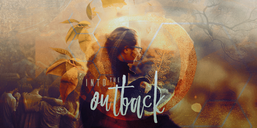 Into the Outback